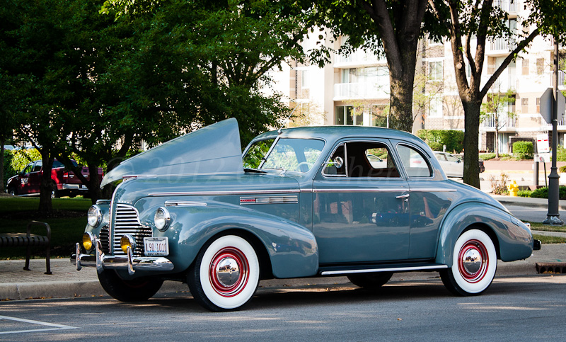 1940 buick special business coupe gary ghertner 39 s time for General motors service specials