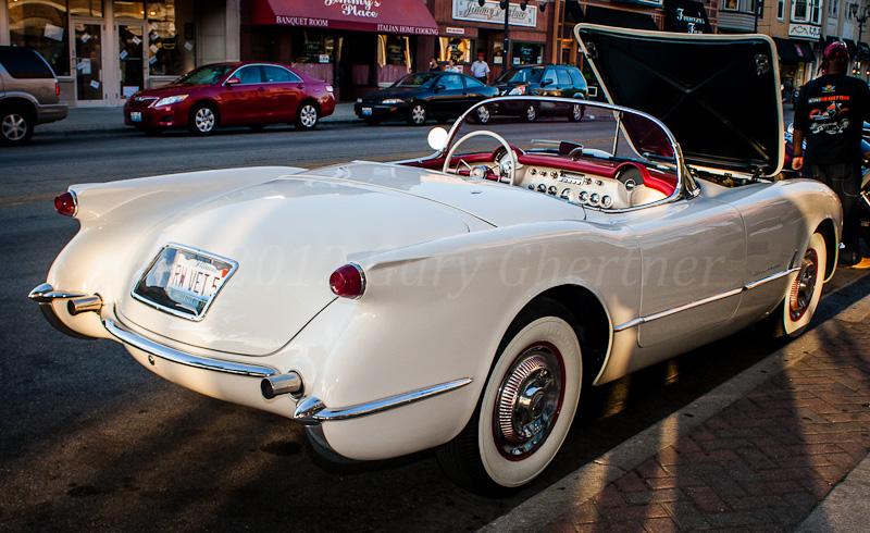 1954 Chevrolet Corvette Gary Ghertner 39 S Time Machine