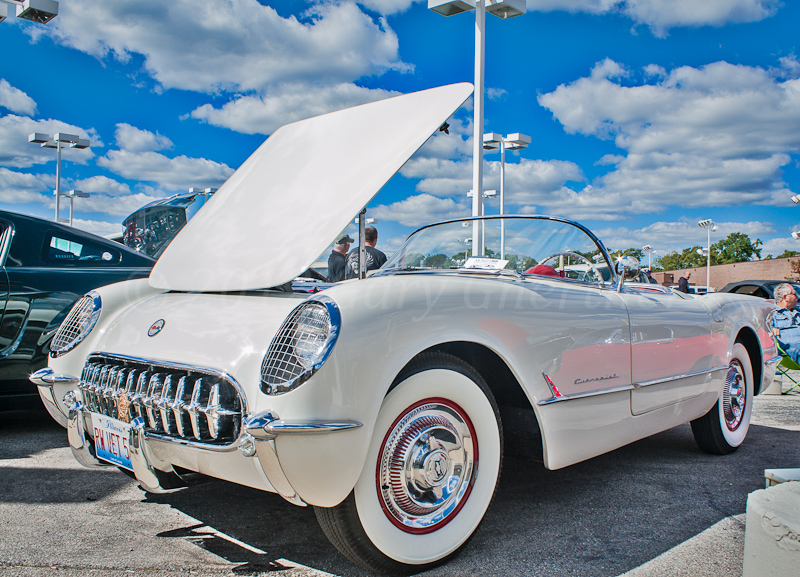 Rizza Cadillac Car Show