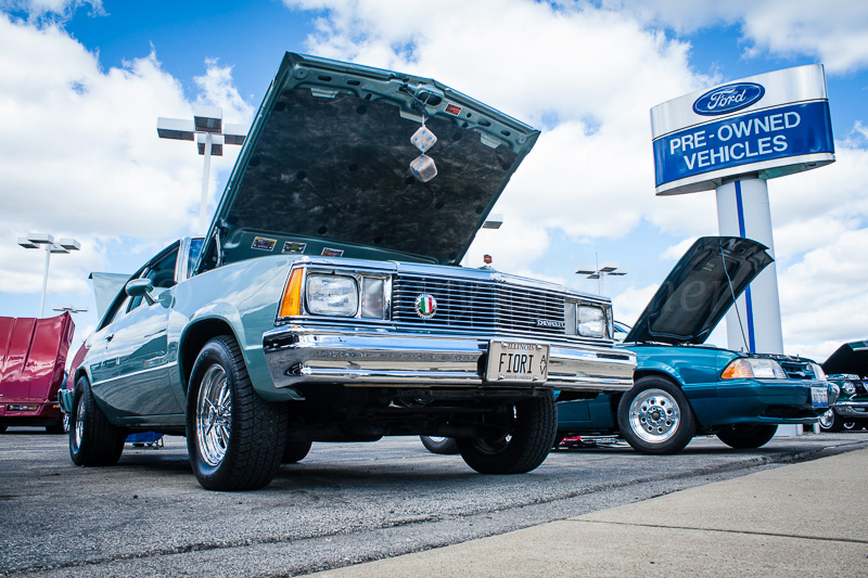Lincoln Park Sears Car Show