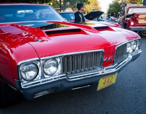 1970 Olds 4-4-2