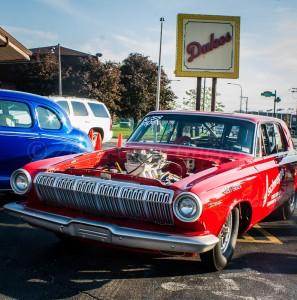 1963 Dodge Polara Drag car