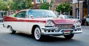 '58 Dodge cruisin'