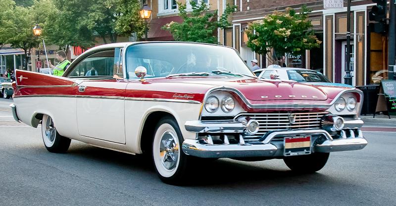 1958 Dodge Custom Royal Super D 500 | Gary Ghertner's Time Machine