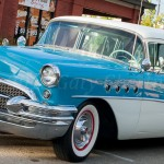 '55 Buick Century Wagon