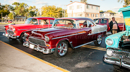 '55 Chevys (210 & Bel Aire)