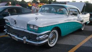 1958 Buick Special Two-door