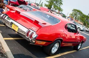 1970 Cutlass 4-4-2