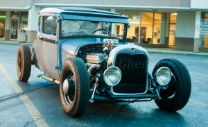 1929 Ford A-Model Hot Rod