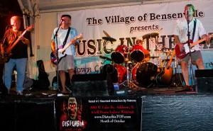 Disturbia Band