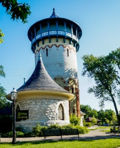 Riverside water Tower