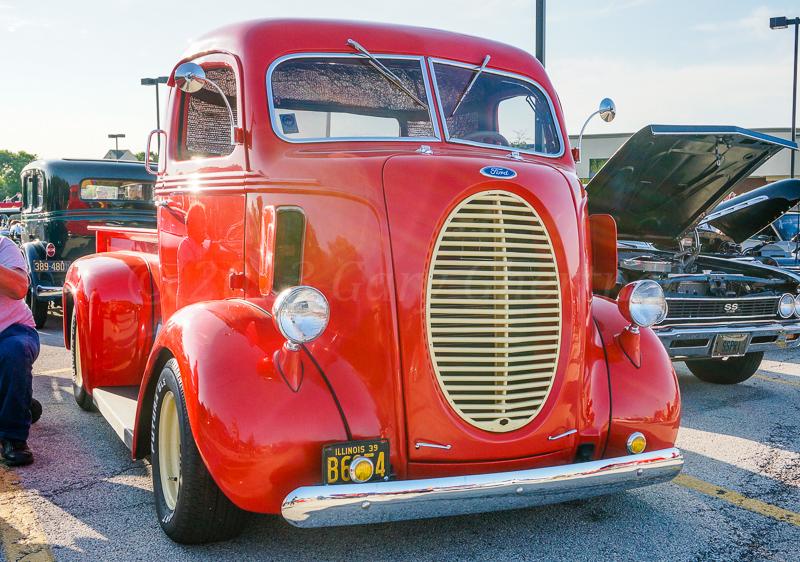 1939 Ford Coe Gary Ghertner S Time Machine
