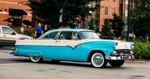 1955 Crown Vic