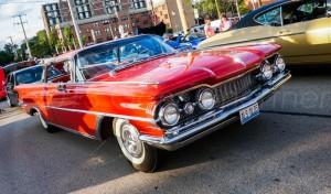 1958 Olds 98