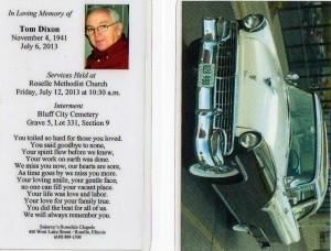 RIP Tom Dixon