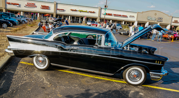 Johnny's 1957 Chevrolet Bel Air