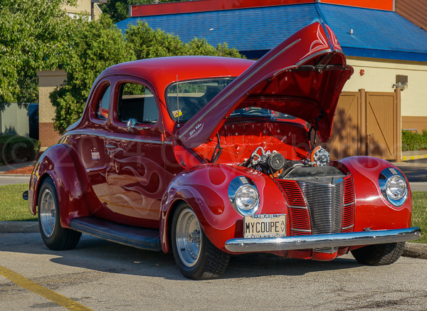 1941 Ford Resto-Rod