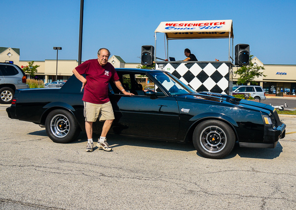 Dick and his Buick Grand National
