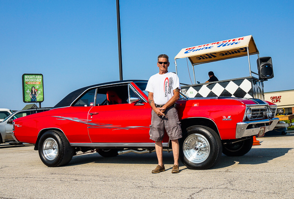 Bud & his Chevelle