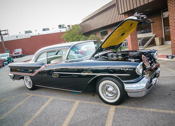 1957 Oldsmobile 98