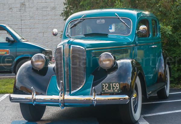 Frank's 1938 Dodge Brothers Sedan
