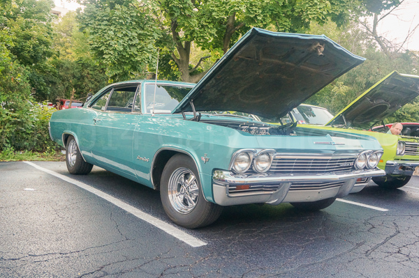 1965 Chevy Impala Super Sport