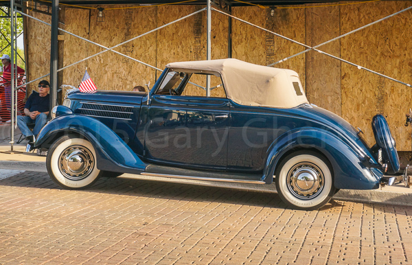 Trent's 1936 Ford Club Cabriolet